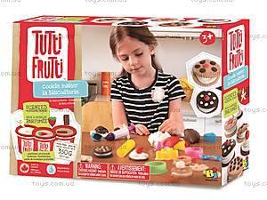 Набор для лепки «Кондитер» серии Tutti-Frutti, BJTT14824