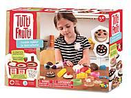 Набор для лепки «Кондитер» серии Tutti-Frutti, BJTT14824, купить