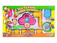 Набор для лепки «Мороженое», 9190, купить