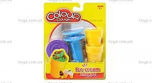 Набор для лепки пластилином «Ice Cream», 9506