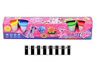Набор для лепки пластилином «Пони», DN839-PO