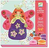 Набор для лепки «Пластилиновая принцесса Флер», DJ08910