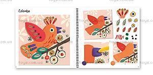 Набор для лепки «Пластилиновая птица Шик», DJ08912, цена