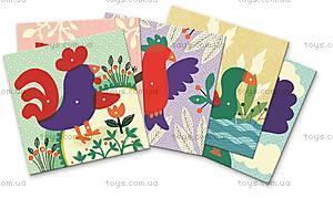 Набор для лепки «Пластилиновая птица Шик», DJ08912, игрушки