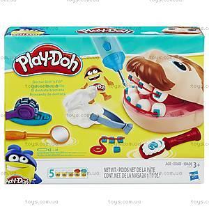 Набор для лепки Play-Doh «Мистер Зубастик», B5520