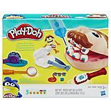 Набор для лепки Play-Doh «Мистер Зубастик», B5520, купить