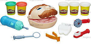 Набор для лепки Play-Doh «Мистер Зубастик», B5520, фото