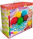Набор для лепки с крышкой «Сказочный лес», 23006, toys