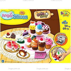 Набор для лепки Angel Silicon «Пекарня», SA17011