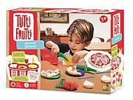 Набор для лепки «Все для Пиццерии» серии Tutti-Frutti, BJTT14801, фото