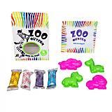 """Набор для лепки """"Zoo"""" Strateg , 32059"""