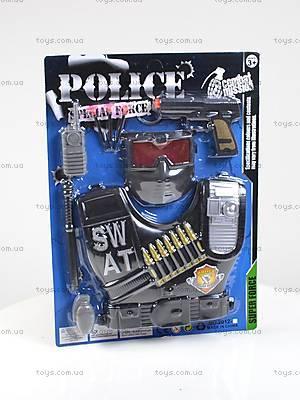 Набор для мальчика «Полиция», 2012-03