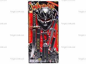 Набор для мальчиков Ninja, RZ1210