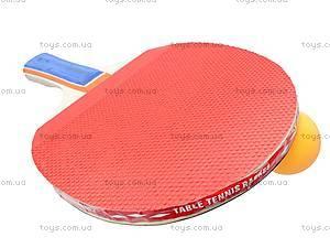 Набор для настольного тенниса в чехле, BT-PPS-0023, отзывы