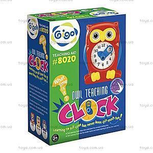 Набор для обучения Gigo «Часы Сова», 8020