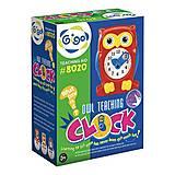 Набор для обучения Gigo «Часы Сова», 8020, toys
