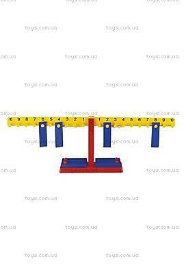 Набор для обучения Gigo «Математические весы», 1026