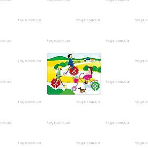 Набор для обучения Gigo Набор рабочих карт для Шестерни , 1195-4
