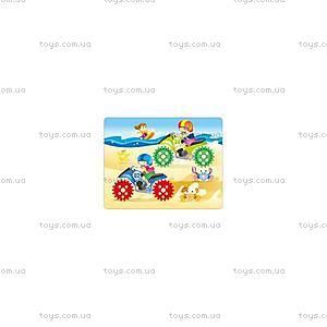 Набор для обучения Gigo Набор рабочих карт для Шестерни , 1195-4, купить