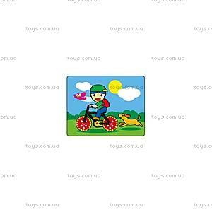 Набор для обучения Gigo Набор рабочих карт для Шестерни , 1195-4, фото