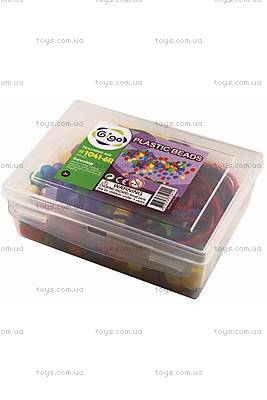 Набор для обучения Gigo «Пластиковые бусы», 1041-6R, фото