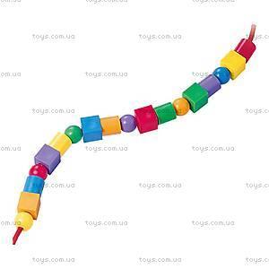 Набор для обучения Gigo «Пластиковые бусы», 1041-6R, отзывы