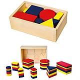 Набор для обучения Viga Toys «Логические блоки», 56164U, отзывы