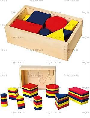 Набор для обучения малыша «Логические блоки», 56164