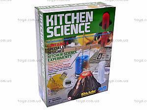 Набор для опытов на кухне, 03296, купить