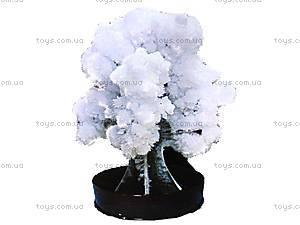 Набор для опытов «Сад пушистых кристаллов. Магический лес», белый, 0261, купить