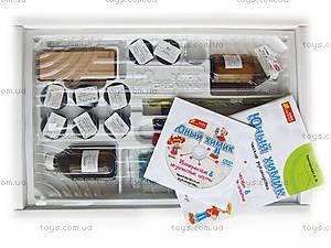 Набор для опытов «Юный химик», 12114001Р, фото