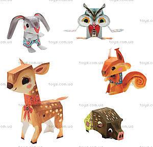 Набор для оригами «Лесные животные», DJ09674, фото