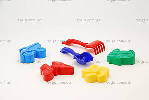 Набор для песочницы, 0954cp0070604062, магазин игрушек