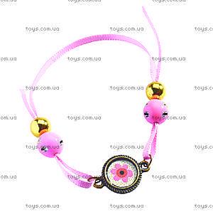 Набор для плетения «Цветы и жемчуг», DJ09801, купить