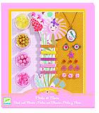 Набор для плетения «Цветы и жемчуг», DJ09801, доставка