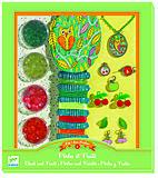 Набор для плетения «Фрукты и жемчуг», DJ09804