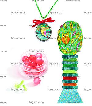 Набор для плетения «Фрукты и жемчуг», DJ09804, фото