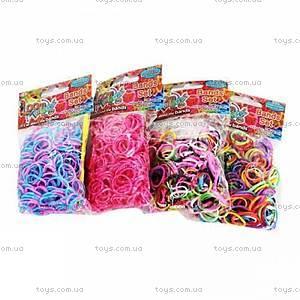 Набор для плетения цветными резинками, SV11790