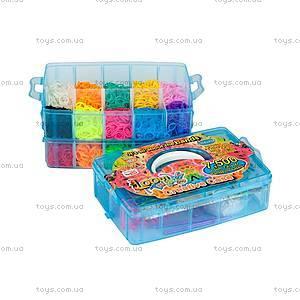 Набор для плетения резинками, 7500 штук, SV11840