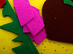 Набор для пошива игрушки «Домик на чайник», 10221, фото
