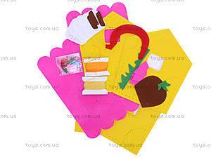 Набор для пошива игрушки «Домик на чайник», 10221, игрушки