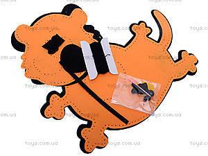 Набор для пошива игрушки «Тигр», 30360, купить