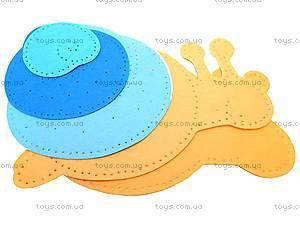 Набор для пошива игрушки «Улитка», 10657, купить