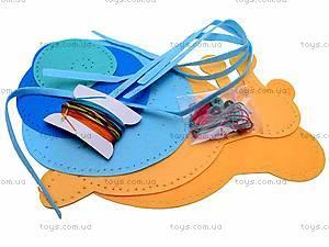 Набор для пошива игрушки «Улитка», 10657, фото