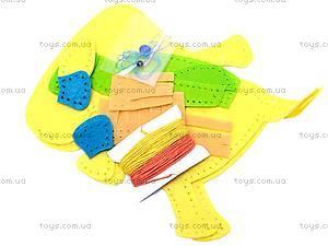 Набор для пошива игрушки «Зебра», 10693, фото