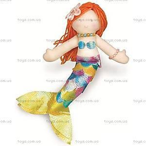 Набор для пошива куклы «Русалочка», 00-02733, фото