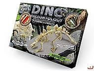 """Набор для проведения раскопок """"DINO PALEONTOLOGY. Стегозавр"""", DP-01-01,02,0"""