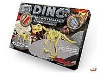 """Набор для проведения раскопок """"DINO PALEONTOLOGY. Тиранозавр"""", DP-01-01,02,0, отзывы"""