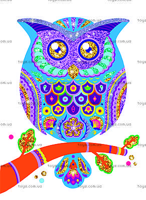 Набор для рисования блестками с аксесуарами, DJ09502, купить