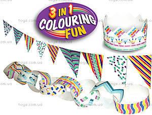 Набор для рисования «День рождения», TR1206UK(UA), фото